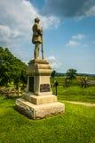 Άγαλμα στο εθνικό πεδίο μάχη Antietam, Μέρυλαντ Στοκ φωτογραφία με δικαίωμα ελεύθερης χρήσης
