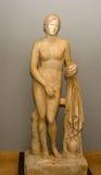 Άγαλμα στο μουσείο Βατικάνου Στοκ εικόνες με δικαίωμα ελεύθερης χρήσης