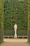 Άγαλμα στο πάρκο παλατιών των Βερσαλλιών Στοκ Εικόνες