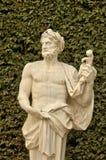 Άγαλμα στο πάρκο παλατιών των Βερσαλλιών Στοκ εικόνα με δικαίωμα ελεύθερης χρήσης