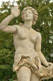 Άγαλμα στο πάρκο παλατιών των Βερσαλλιών Στοκ Φωτογραφίες