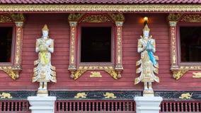 Άγαλμα στόκων του αγγέλου φυλάκων Στοκ εικόνες με δικαίωμα ελεύθερης χρήσης