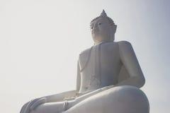 άγαλμα Ταϊλάνδη του Βούδα Στοκ εικόνα με δικαίωμα ελεύθερης χρήσης