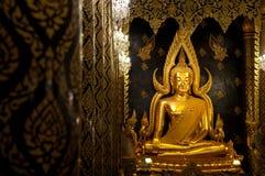 άγαλμα Ταϊλάνδη του Βούδα Στοκ Εικόνες