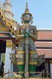 Άγαλμα ταϊλανδικού γιγαντιαίου Yaks Στοκ εικόνα με δικαίωμα ελεύθερης χρήσης