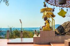 άγαλμα Ταϊλανδός Στοκ εικόνα με δικαίωμα ελεύθερης χρήσης