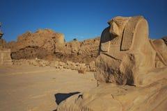 Άγαλμα της Αιγύπτου Στοκ Φωτογραφίες