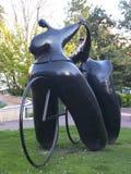 Άγαλμα της Γαλλίας Puteaux Στοκ Φωτογραφία