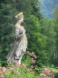 Άγαλμα της γυναίκας στοκ φωτογραφίες