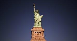Άγαλμα της ελευθερίας - Νέα Υόρκη Στοκ Εικόνες