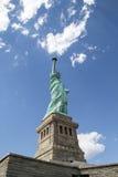 Άγαλμα της ελευθερίας, νησί ελευθερίας Στοκ εικόνα με δικαίωμα ελεύθερης χρήσης