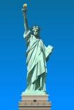 Άγαλμα της ελευθερίας απεικόνιση αποθεμάτων