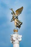 Άγαλμα της Ιταλίας στοκ φωτογραφία με δικαίωμα ελεύθερης χρήσης