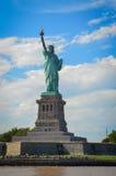 άγαλμα της Νέας Υόρκης ελ&e Στοκ Φωτογραφία