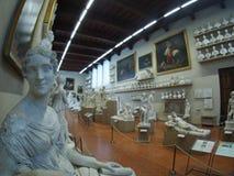 άγαλμα της Φλωρεντίας Στοκ εικόνα με δικαίωμα ελεύθερης χρήσης