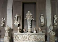 Άγαλμα της Artemis, η θεά γονιμότητας Στοκ Εικόνες