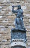 Άγαλμα της Judith και Holofernes στη Φλωρεντία, Ιταλία Στοκ Εικόνα