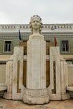 Άγαλμα της Luisa Todi - Setubal Στοκ εικόνες με δικαίωμα ελεύθερης χρήσης