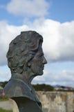 Άγαλμα της Margaret Thatcher - των Νήσων Φώκλαντ στοκ εικόνες με δικαίωμα ελεύθερης χρήσης