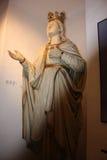 Άγαλμα της Marie Panny Στοκ φωτογραφία με δικαίωμα ελεύθερης χρήσης