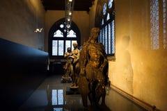Άγαλμα του Άρη Στοκ φωτογραφία με δικαίωμα ελεύθερης χρήσης