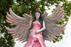 Άγαλμα του αγγέλου Στοκ Εικόνες
