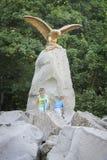 Άγαλμα του αετού Στοκ εικόνες με δικαίωμα ελεύθερης χρήσης