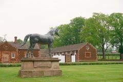 Άγαλμα του αλόγου Στοκ φωτογραφία με δικαίωμα ελεύθερης χρήσης