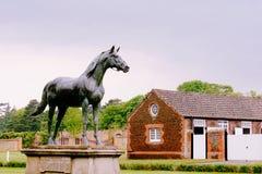 Άγαλμα του αλόγου Στοκ εικόνες με δικαίωμα ελεύθερης χρήσης