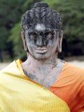 Άγαλμα του βασιλιά λεπρών σε Angkor Thom, Καμπότζη Στοκ Εικόνες