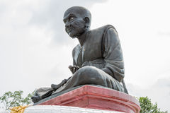 Άγαλμα του Βούδα, άγαλμα Luang Phor Tuad στην Ταϊλάνδη Στοκ εικόνες με δικαίωμα ελεύθερης χρήσης