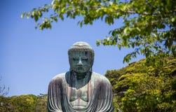 άγαλμα του Βούδα Ιαπωνία Στοκ Εικόνες
