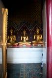 Άγαλμα του Βούδα μέσα στο ναό Si Rattana Mahathat Phra, Phitsanulok Στοκ εικόνες με δικαίωμα ελεύθερης χρήσης