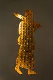 Άγαλμα του Βούδα, μακρύ po kun Στοκ εικόνα με δικαίωμα ελεύθερης χρήσης