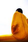 Άγαλμα του Βούδα, μεγάλο χρυσό άγαλμα του Βούδα στην Ταϊλάνδη Στοκ Φωτογραφίες