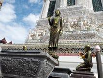 Άγαλμα του Βούδα σε Wat Arun Rajwararam (ναός) Στοκ εικόνες με δικαίωμα ελεύθερης χρήσης
