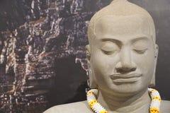 Άγαλμα του Βούδα στην Ιταλία Στοκ Φωτογραφίες