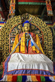 Άγαλμα του Βούδα στο μοναστήρι Kharkhorin Erdenzuu, Μογγολία Στοκ Φωτογραφίες