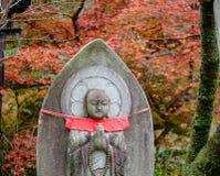 Άγαλμα του Βούδα στο kiyomizu-Dera Στοκ Φωτογραφία