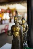 Άγαλμα του Βούδα στο wat Στοκ φωτογραφία με δικαίωμα ελεύθερης χρήσης