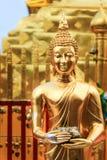 Άγαλμα του Βούδα Τετάρτης Στοκ Φωτογραφίες