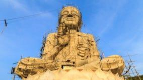 Άγαλμα του Βούδα Στοκ Εικόνα