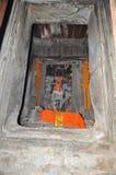 Άγαλμα του Βούδα   Angkor Wat στην Καμπότζη Στοκ φωτογραφία με δικαίωμα ελεύθερης χρήσης