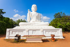 Άγαλμα του Βούδα Mihintale, Σρι Λάνκα Στοκ Εικόνα