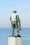Άγαλμα του γενναίου σωτήρα, Κάτω Χώρες Στοκ φωτογραφίες με δικαίωμα ελεύθερης χρήσης