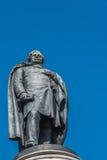 Άγαλμα του Ντάνιελ O'Connell στο Δουβλίνο Ιρλανδία Στοκ Φωτογραφία