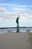Άγαλμα του πολεμιστή Στοκ Φωτογραφίες