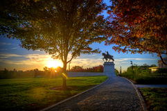 Άγαλμα του Σαιντ Λούις Στοκ φωτογραφίες με δικαίωμα ελεύθερης χρήσης