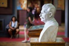 Άγαλμα του Στάλιν Στοκ εικόνα με δικαίωμα ελεύθερης χρήσης