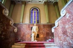 Άγαλμα του Στάλιν Στοκ Εικόνα